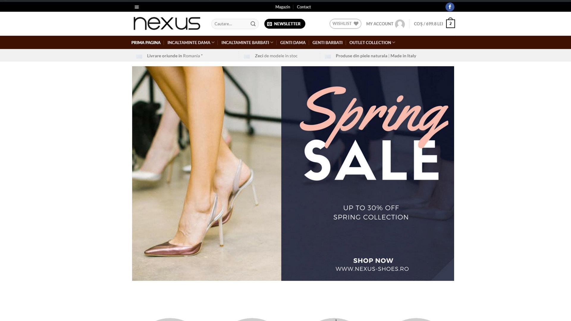 Nexus Shoes