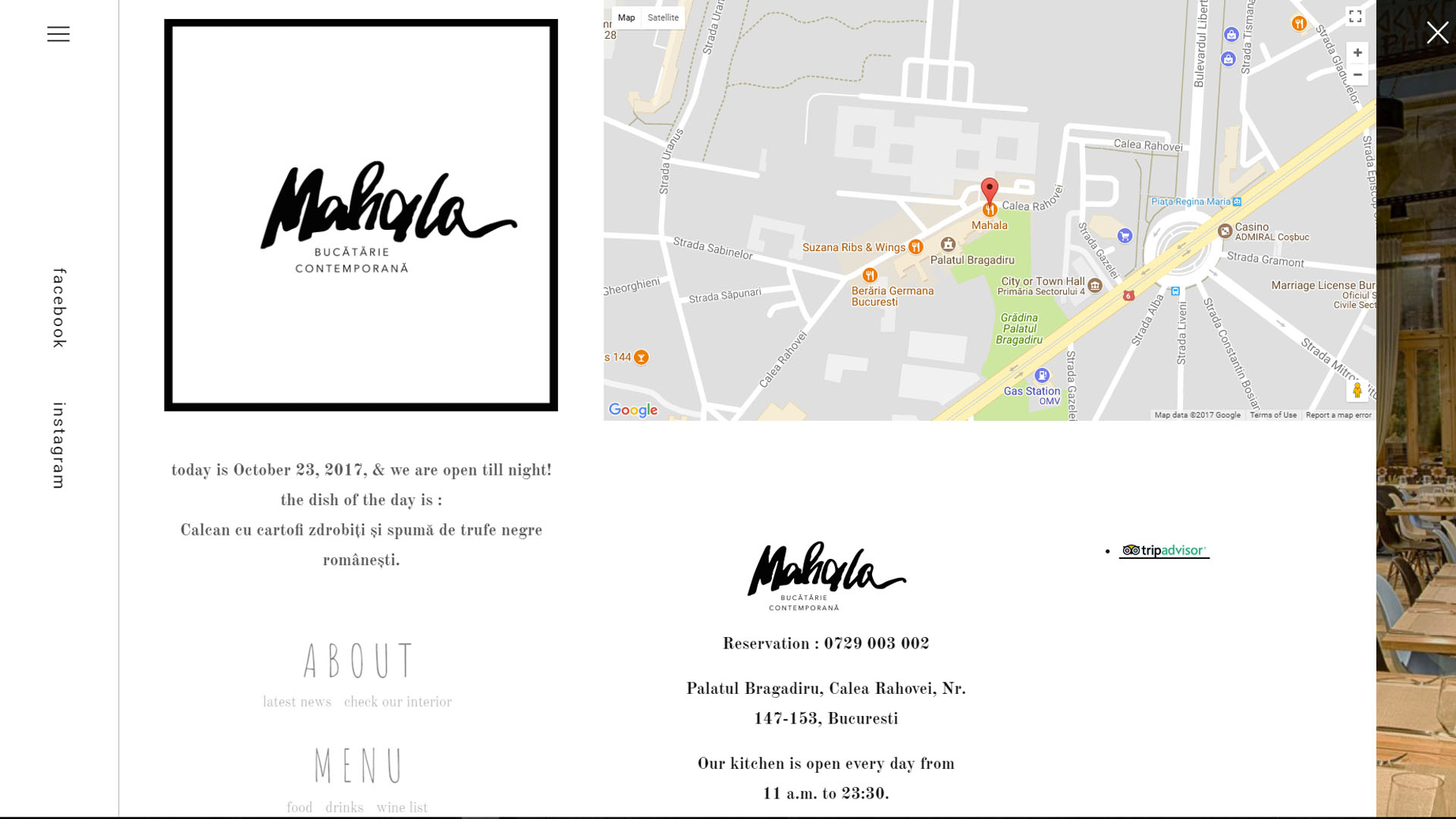 Mahala Restaurant